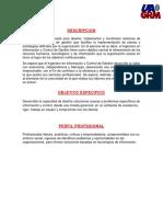 CARRERA INFORMACION Y CONTROL DE GESTION