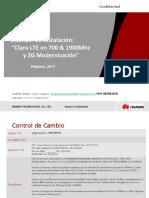 Estandar de Instalacion Claro LTE 700&2600Mhz V3.1_Prov 2017.pdf