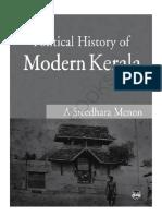 Political History of Modern Kerala