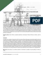 Políticas Públicas de Saúde e as Lutas Sociai