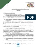 Proyecto Bilingüe Integrado Inglés-Francés