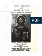 James Likoudis - Eastern Orthodoxy and the See of Peter - A Journey Towards Full Communion