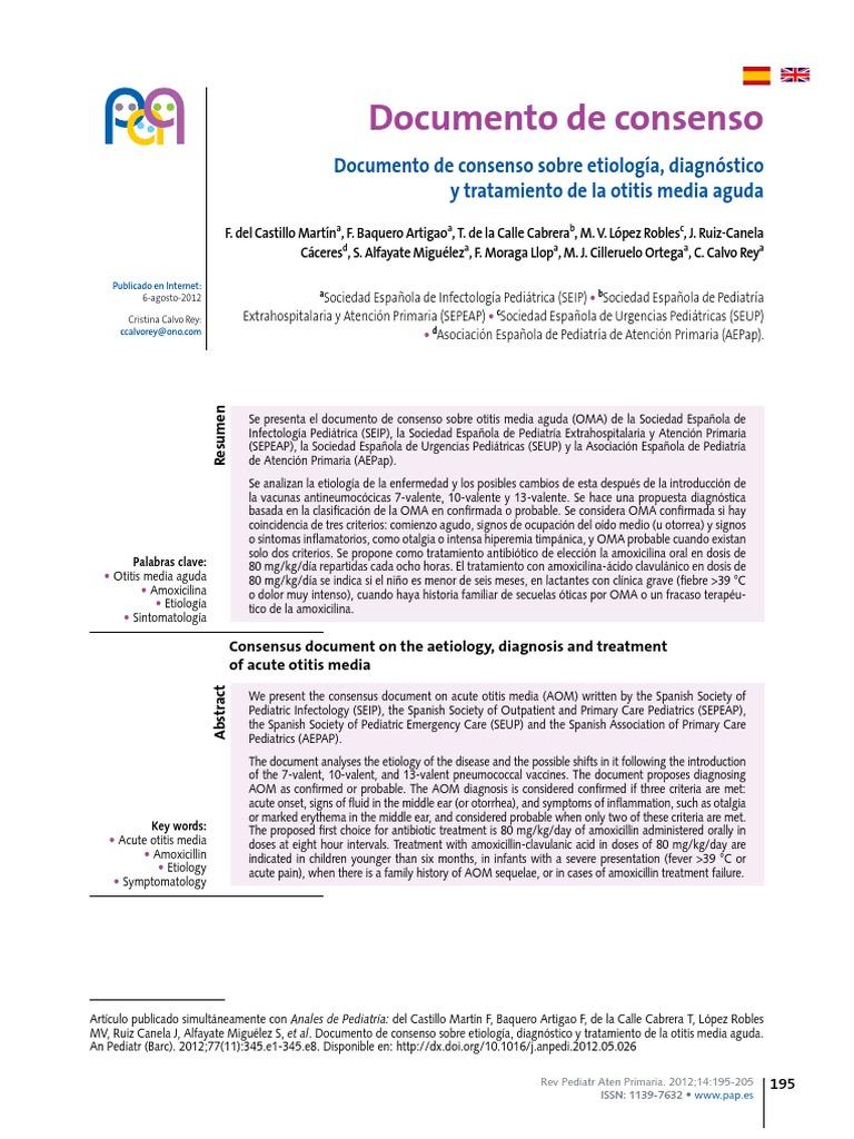 tratamiento de mastoiditis diabetes infantil