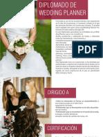 Diplomado Wedding Planner