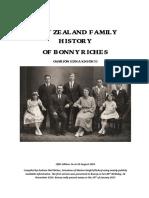 New Zealand Family History of Marion Edna Knight (Bonny Riches)  V5