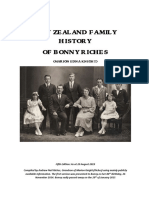New Zealand Family History of Marion Edna Knight (Bonny Riches)  V3