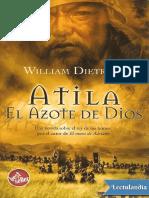 Atila. El Azote de Dios - William Dietrich