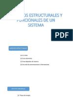 ASPECTOS ESTRUCTURALES Y FUNCIONALES DE UN SISTEMA.pptx