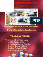 Gestion de Distribucion y Transporte
