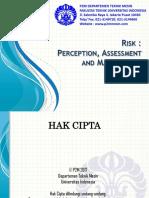 Day-1-Session 2 Risk Assessment