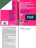 Cap.X Informe Psicologico (Siquier de Ocampo LAS TECNICAS PROYECTIVAS).pdf