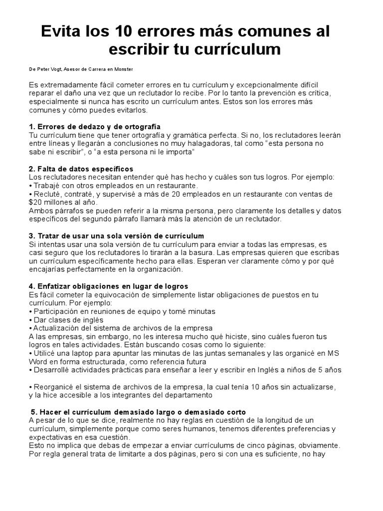 2015-Cómo redactar un Curriculum Vitae.doc
