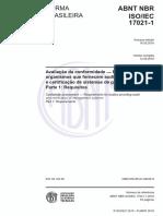 ISO 17021 2016_treinamento