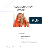 Telecom Sector Analysis