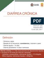 Diarrea Crónica