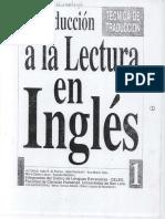 Técnicas de traducción de inglés