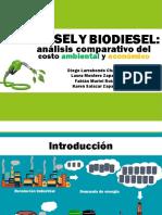 Diesel vs Biodiesel Economía Final