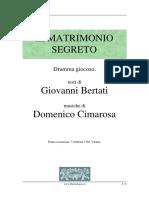 Cimarosa - Il Matrimonio Segreto.pdf