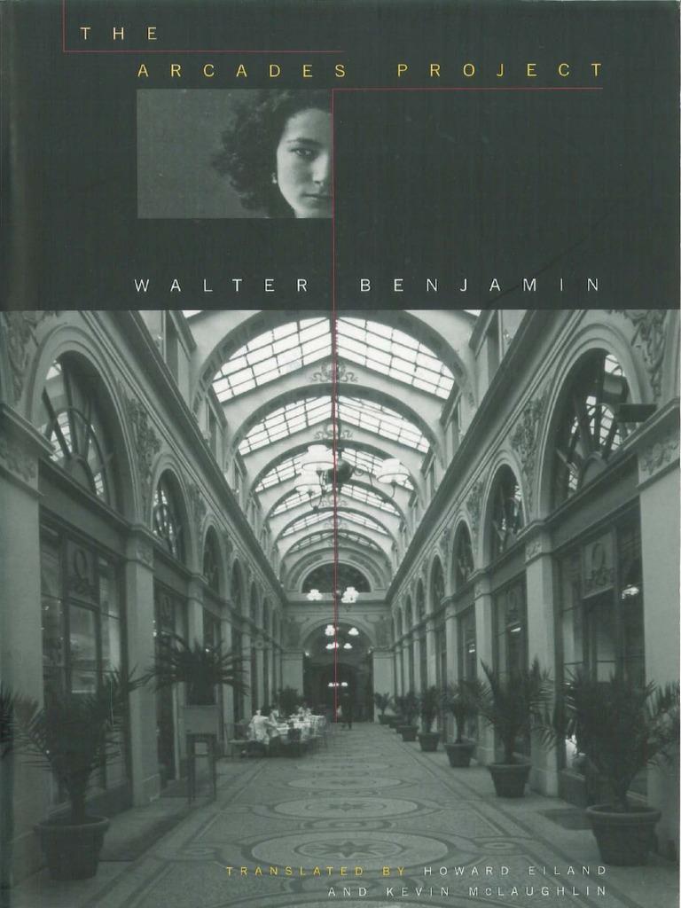 Benjamin  Walter   The Arcades Project | Paintings (18 Views)