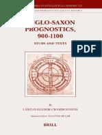 Anglo-Saxon Prognostics, 900-1100 - Chardonnens, László Sándor.pdf