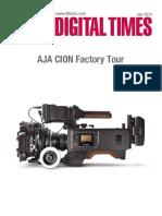 AJA Factory Tour FDTimes