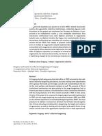 Avances e Inercias en La Negociación Colectiva Uruguaya_Pucci_Nión_Ciapessoni