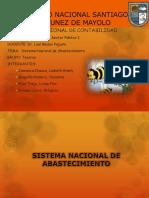 2.Sistema Nacional de Abastecimiento - Copia