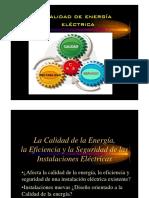 Calidad de La Energia Power