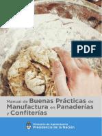 BPM en panificadoras , Manual Panaderias