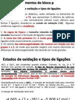 6- Principais Características Dos Elementos Do Bloco p - Elementos Do Bloco 14