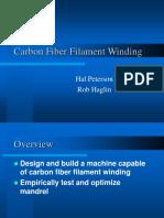 Carbon Fiber Filament Winding