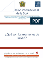 Informacion Examenes de Acreditacion Society of Actuaries SoA