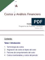 AnáLisis Financiero - MBarrera