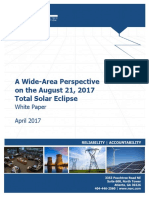 Reliability Assessments Dl-solar Eclipse 2017 Final 4-25-17