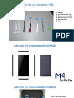 Manual de Desensamble SS4456