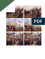 Imágenes del 6º artículo informativo Independencia