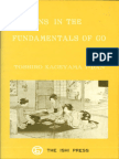 1 Lessons in the Fundamentals of Go - By Toshiro Kageyama.pdf