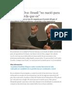 Brasil No Nacio Para Ser La Mierda Que Es