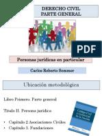Personas Juridicas en Particular - Blla Ix