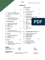 Physikskript