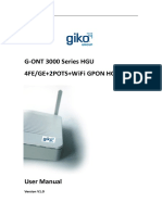 Giko-Ont3000 Series User Manual_v1 0-1