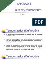 3. Manejo de Temporizaciones (Junio 27)