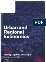 YSI Plenary - Urban and Regional Economics Working Group Abstracts