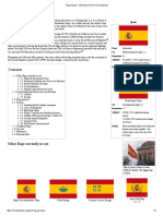 Flag of Spain - Wikipedia, The Free Encyclopedia
