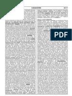 CAS. N° 114-2015 AREQUIPA (NAJ y Desalojo - Manifestación tácita)