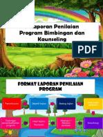 Pelaporan Penilaian Program BNK