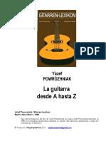 La Guitarra, Pagina 01-61, A-z