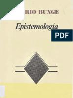 Bunge Epistemologia Capitulo 1