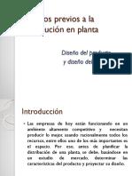 Estudios Previos a Distribucion