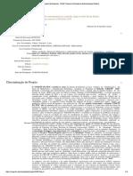 Projeto de Extensão CRIATIF NA RUA SUAP Sistema Unificado de Administração Pública